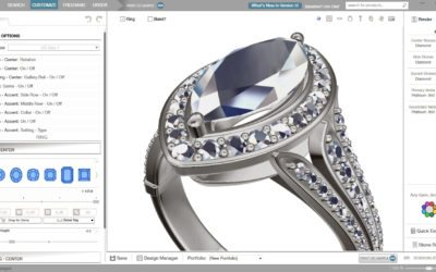 Oletowne Jewelers is Pleased to Offer CounterSketch to Create Customized Jewelry