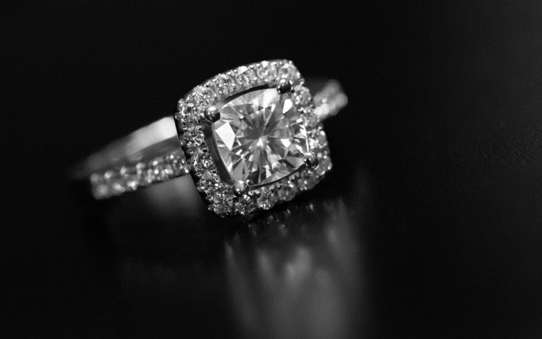 Love is in the Air & It's Time for Oletowne Jewelers' Engagement Ring Sale